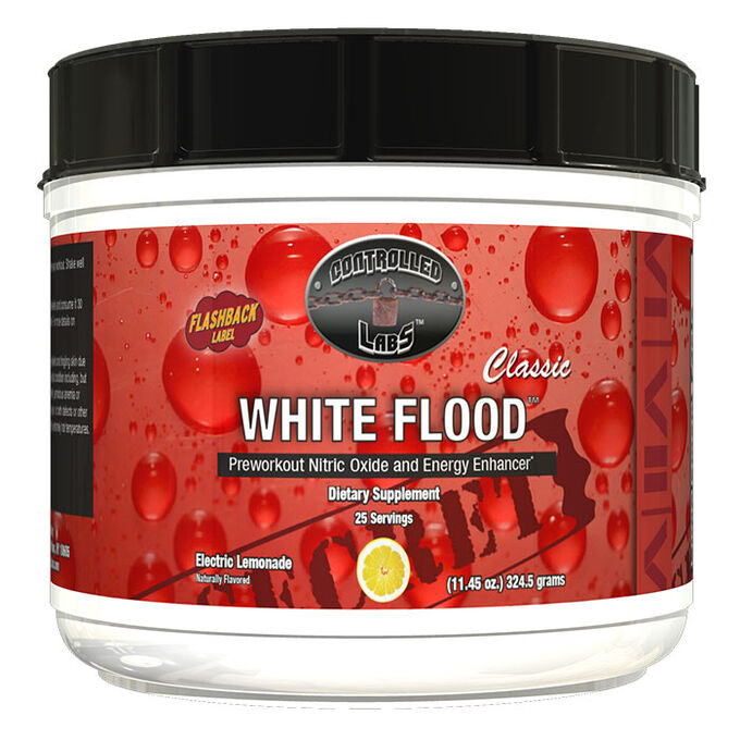 White Flood Classic 25 Servings Watermelon