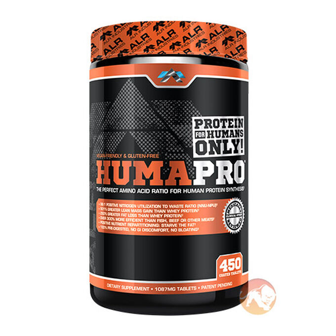 HumaPro 90 Servings Green Apple Candy