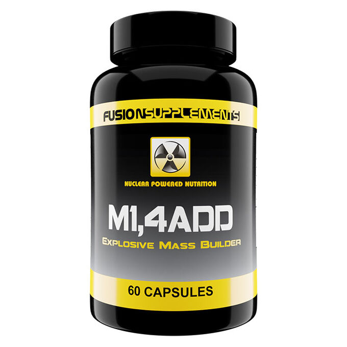 Fusion supplements M1, 4ADD 60 Capsules