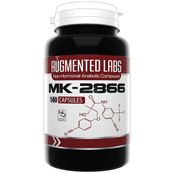 Augmented Labs MK-2866 140 x 5mg