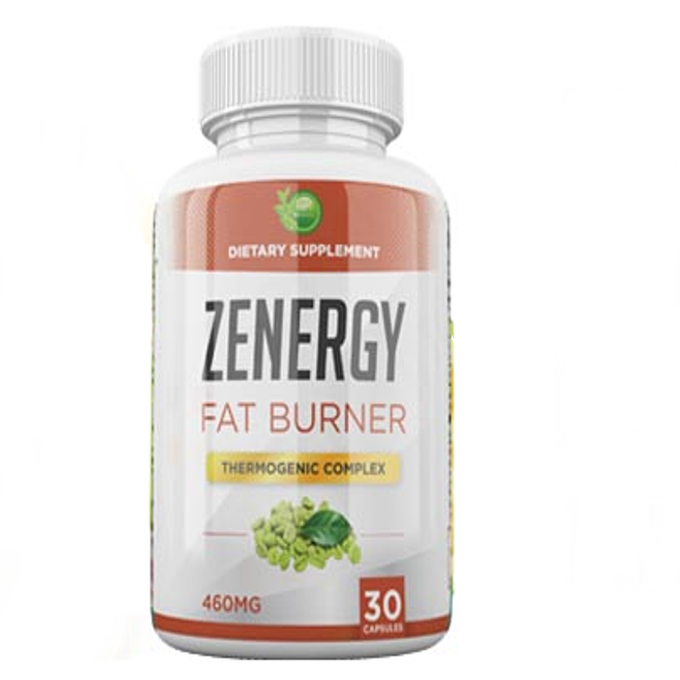 Zenergy Zenergy Fat Burner 30 Capsules
