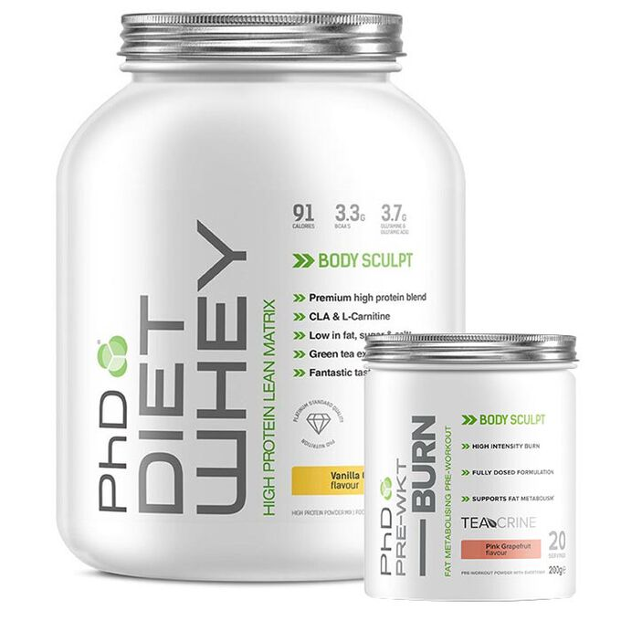Diet Whey 2kg  White Chocolate