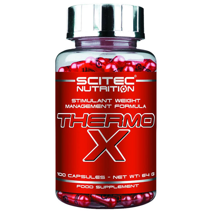 Scitec Nutrition Thermo-X 100 Caps