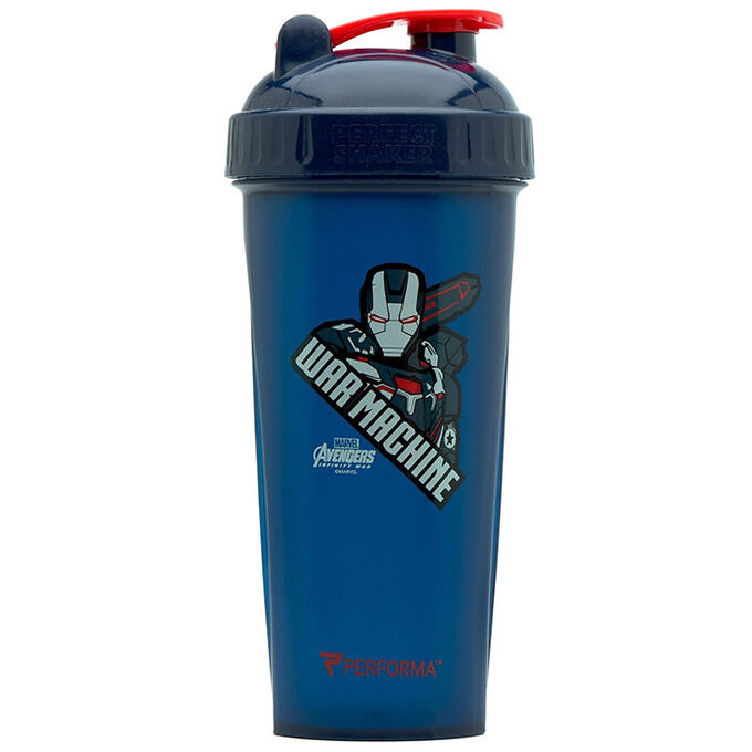 War Machine Avengers Infinity War Shaker 800ml