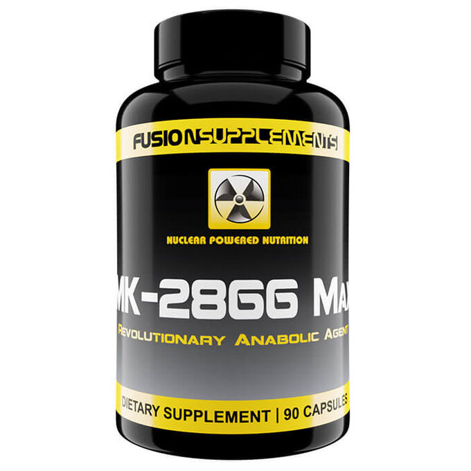 Fusion supplements Ostarine Max 90 Capsules