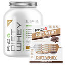 Diet Whey 2kg  Chocolate Peanut