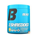 Beast 2 Shredded 45 Servings - Orange Mango