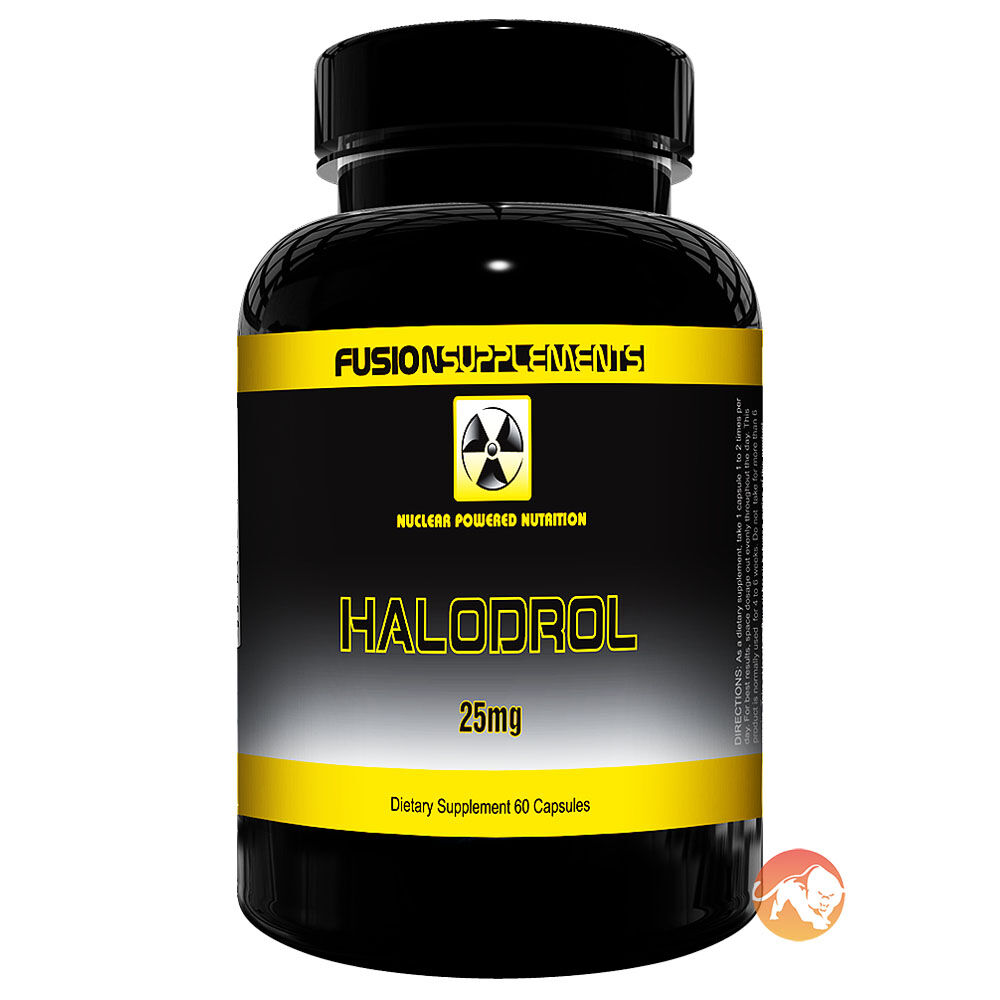 Fusion Supplements Halodrol
