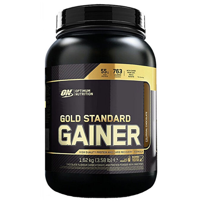 Gold Standard Gainer 1.62kg Colossal Chocolate