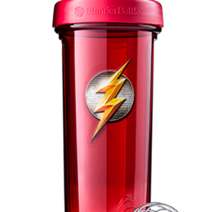 Blender Bottle DC Comics - Pro Series Shaker Flash 32oz