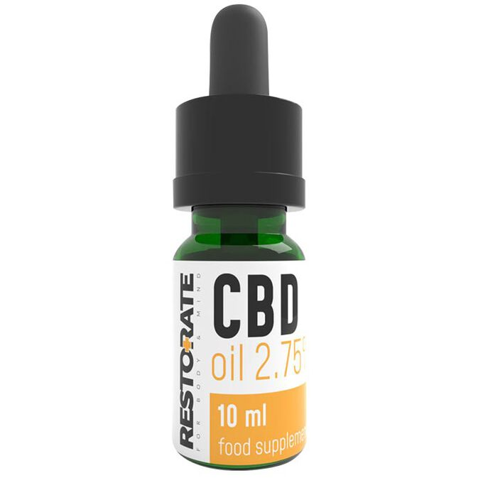 CBD Oil 2.75% 10ml