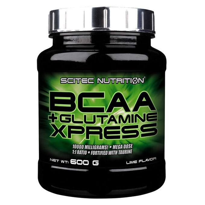 BCAA+Glutamine Xpress 600g Apple
