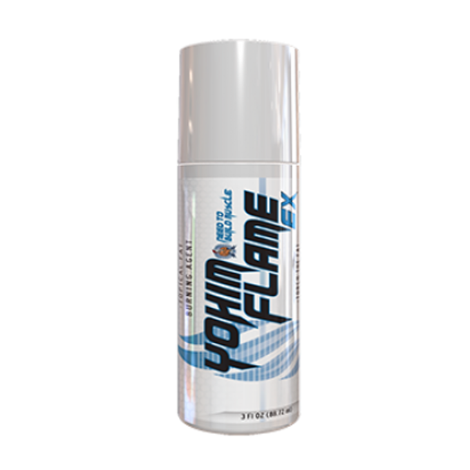 Need to build muscle YohimFlame 88ml
