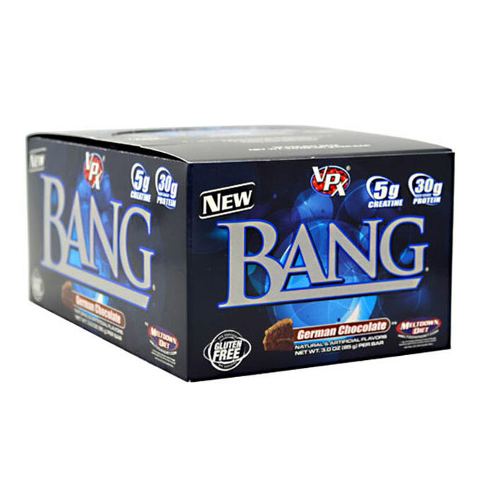 BANG Creatine Bars