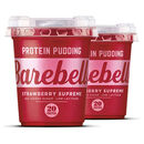 Barebells Protein Pudding 20 Jars Strawberry Supreme