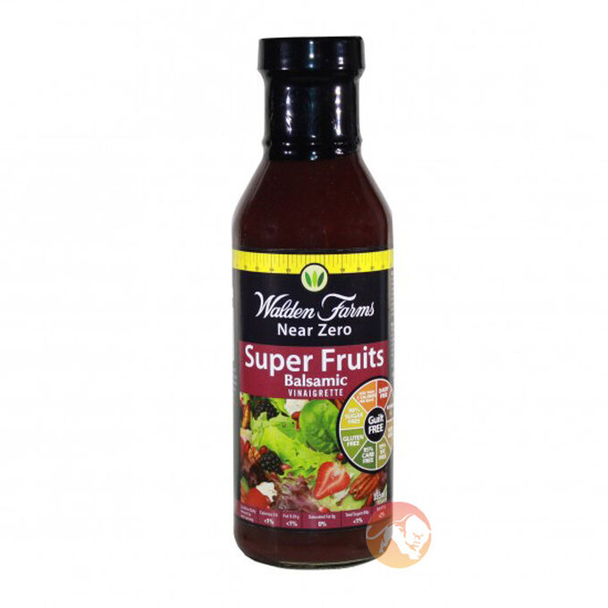 Walden Farms Superfruit Balsamic Vinaigrette 355ml
