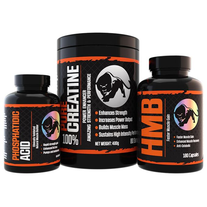 Predator Nutrition Natural Muscle Stack