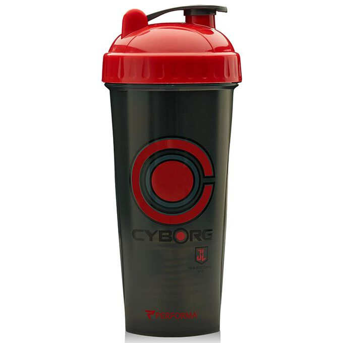 Cyborg Justice League Shaker 800ml