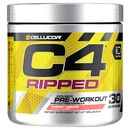 C4 Ripped 30 Servings Fruity Rainbow Blast