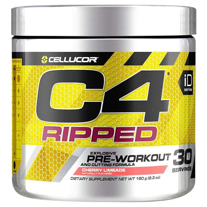 C4 Ripped 30 Servings Ultra Frost