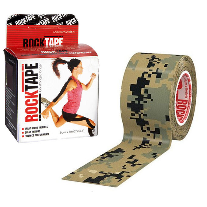 RockTape 2 Inch Camou Digital