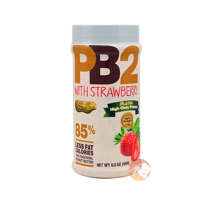 PB2 Foods PB2 Peanut Butter 184g Strawberry