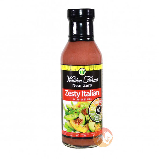 Calorie Free  Zesty Italian Dressing 355ml