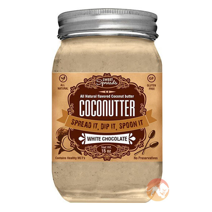Coconutter 425g/15oz White Chocolate