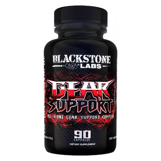 Blackstone Labs Gear Support 90 Capsules