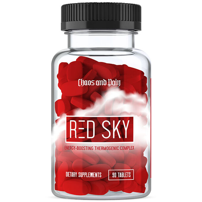Red Sky 90 Capsules