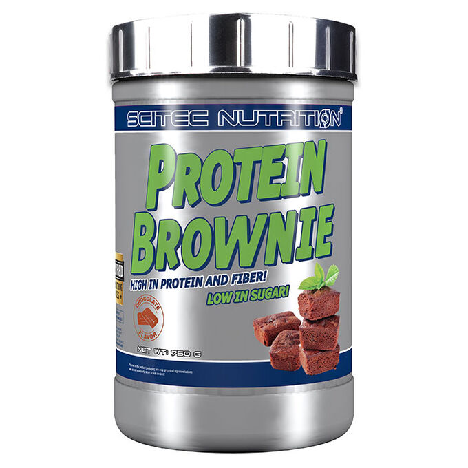 Scitec Nutrition Protein Brownie 750g Chocolate