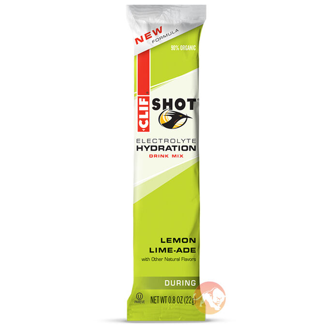 Clif Bar Clif Shot Electrolyte Hydration Drink