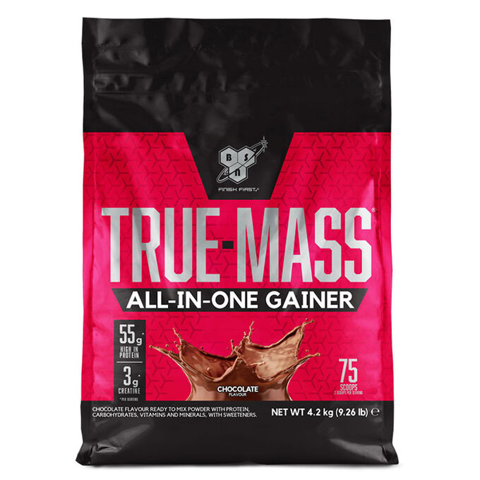 True Mass All-In-One Gainer 4.2kg Chocolate