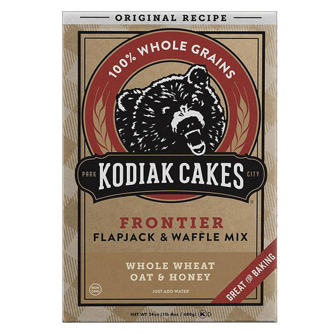 Kodiak Cakes Power Cakes 6 Servings Oat And Honey