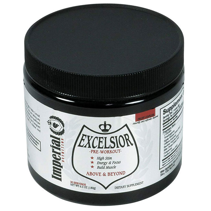 Excelsior 30 Servings Fruit Punch