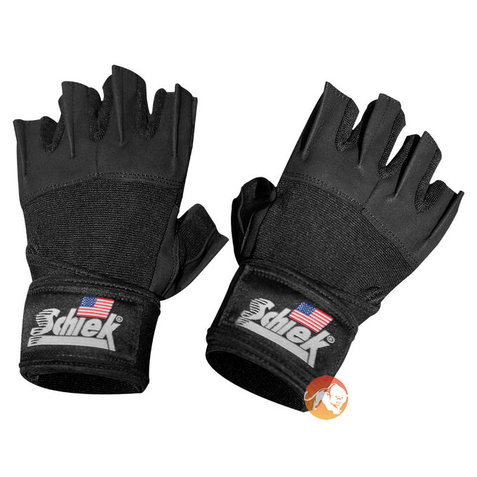 Schiek Platinum Lifting Gloves - L