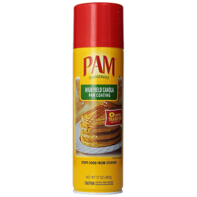 PAM High Yield Canola Pan Coating Spray
