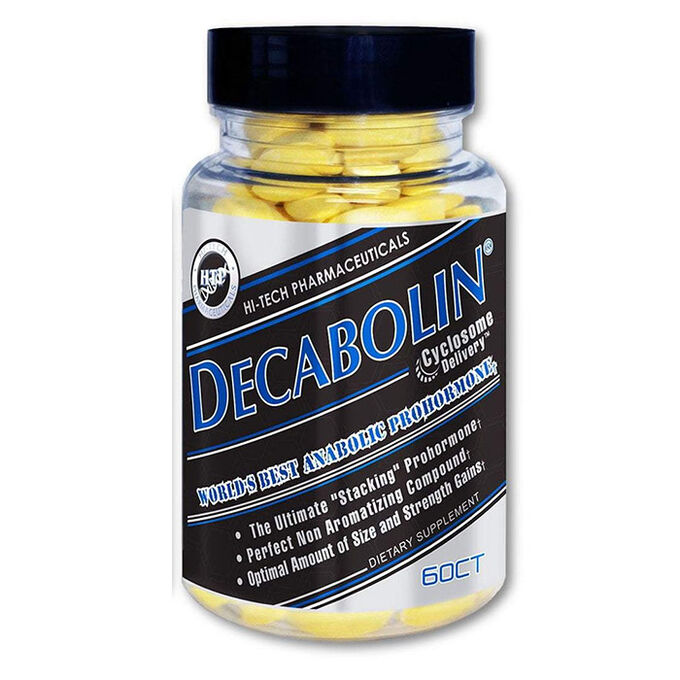 Decabolin 60 Tablets