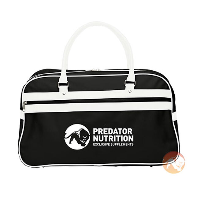 Predator Nutrition Retro Sports Bag