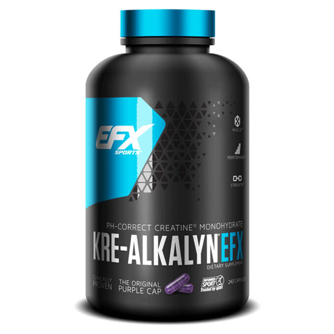 Kre-Alkalyn EFX 120 Caps