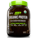 Organic Plant Based Protein 15 Servings Chocolate