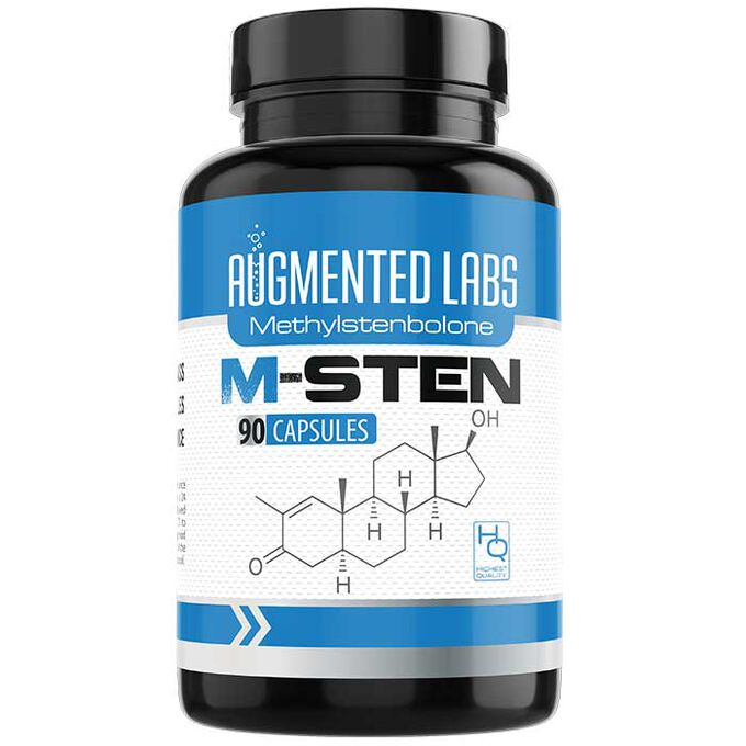 Augmented Labs Methylstenbolone 90 x 5mg