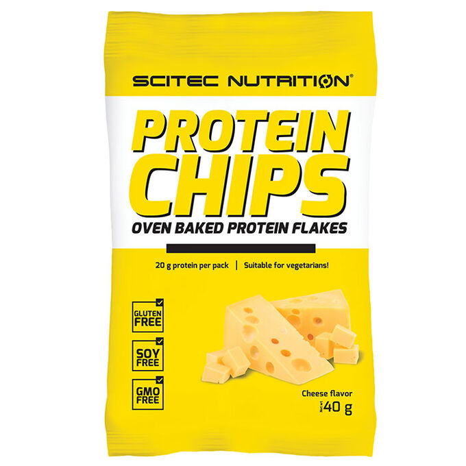 Scitec Protein Chips 6x40g Cheese