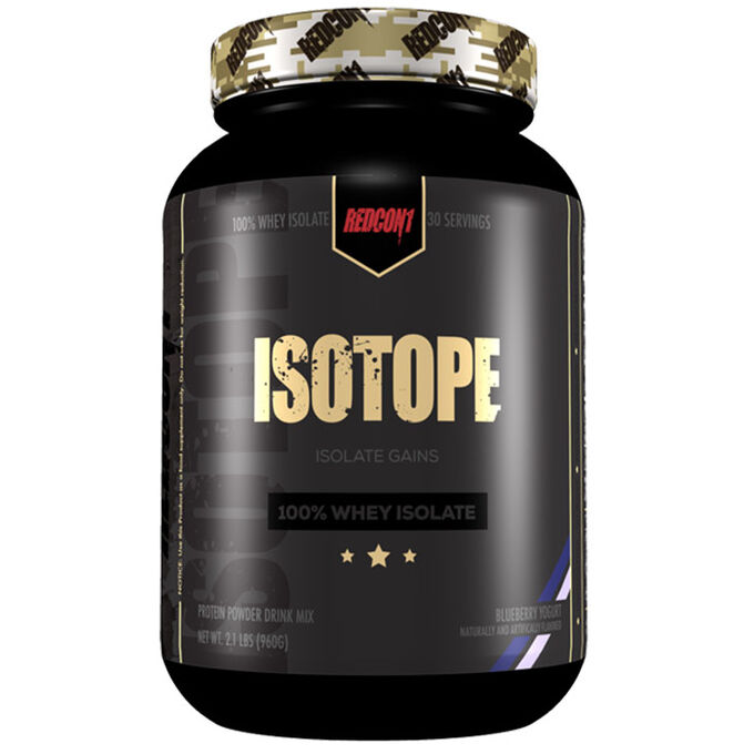Isotope 960g Blueberry Yogurt