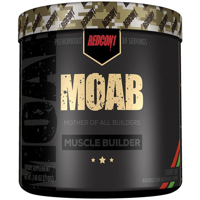 MOAB 30 Servings Cherry Lime