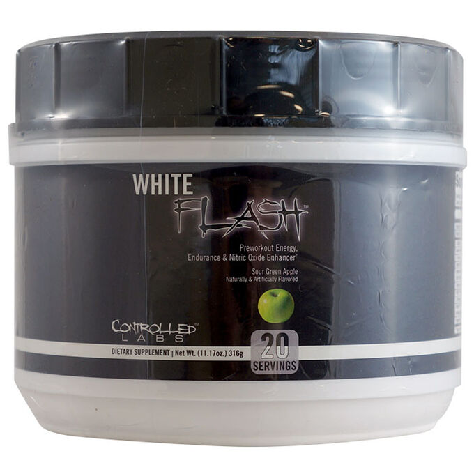 White Flash 20 Servings Kiwi Strawberry