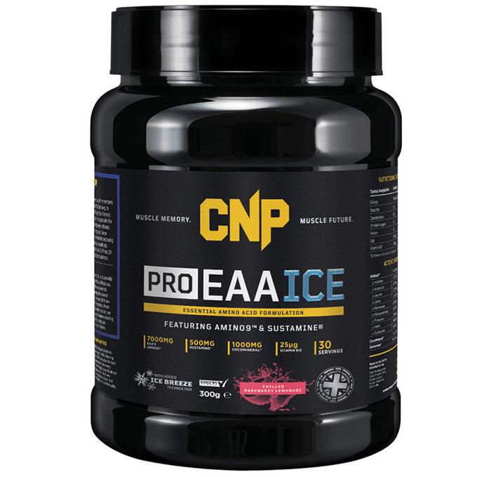Pro EAA Ice 30 Servings Chilled Raspberry Lemonade