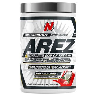Arez Titanium 25 Servings Ocean Water