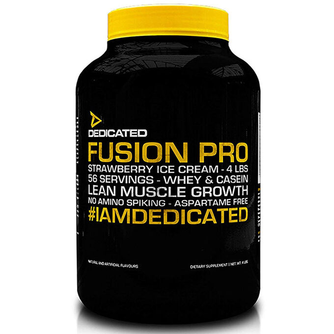 Dedicated Nutrition Fusion Pro 1792g Chocolate Chip & Mint Ice Cream