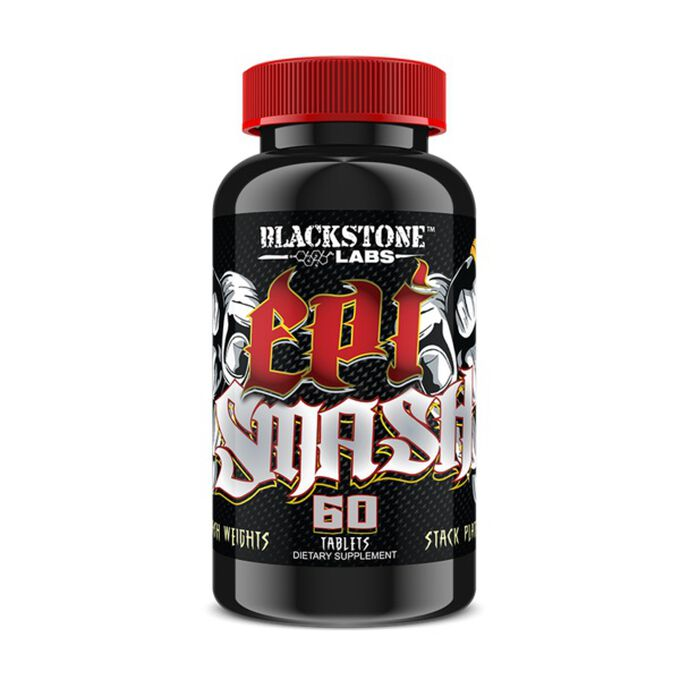 Blackstone Labs Epismash Muscle Builder 60 Tablets